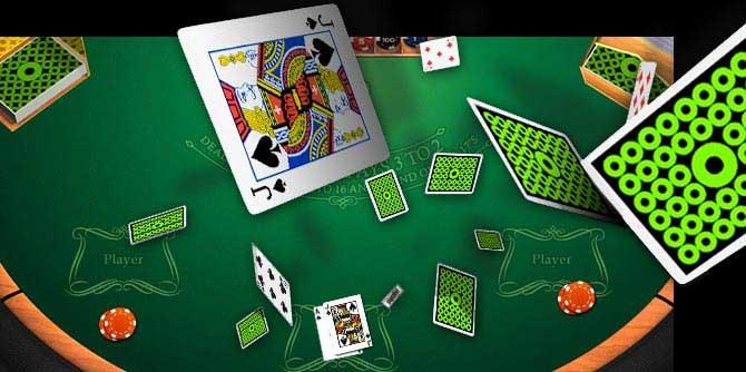 Blackjack juego instrucciones
